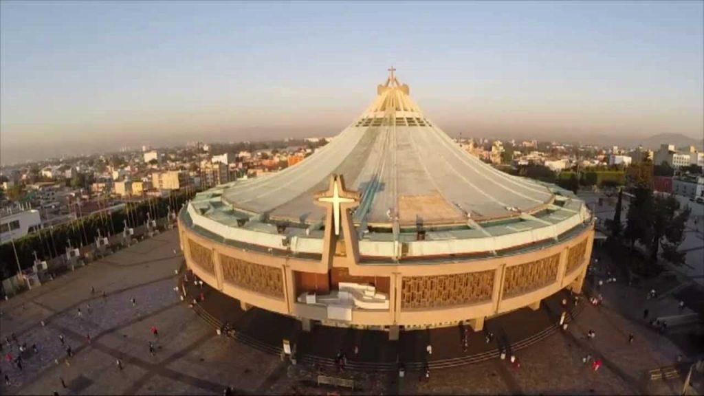 Basílica de Guadalupe imagen