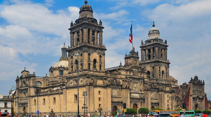 Catedral Metropolitana de México imagen