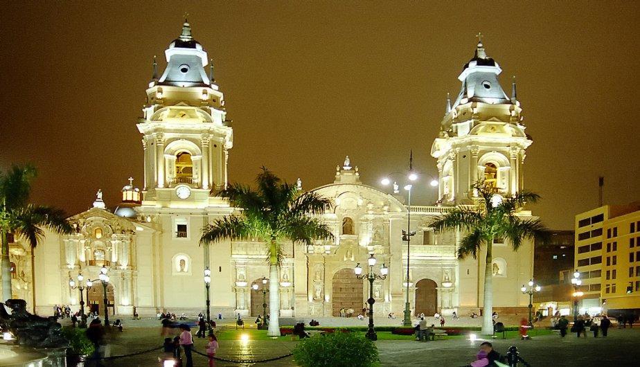 Catedral de Lima imagen