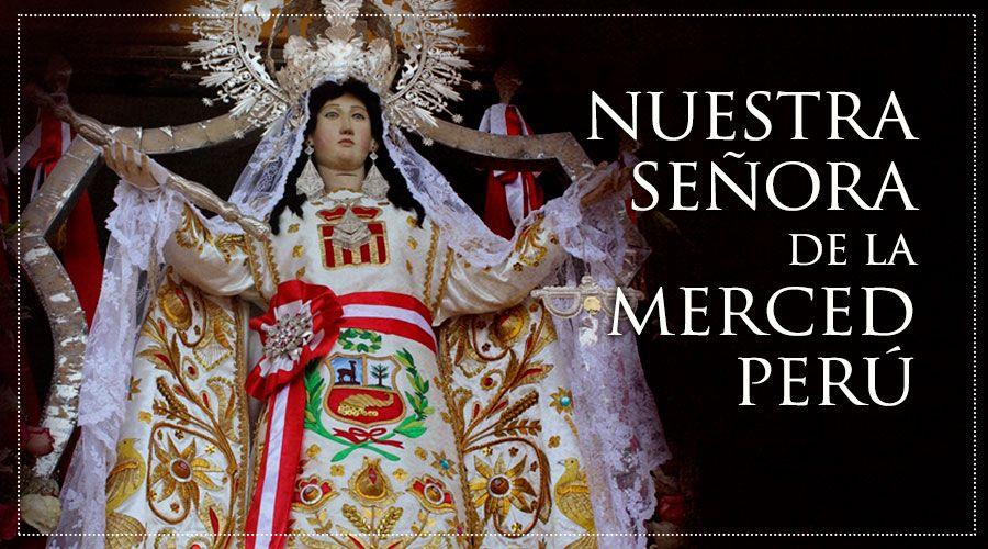 Nuestra señora de la Merced imagen