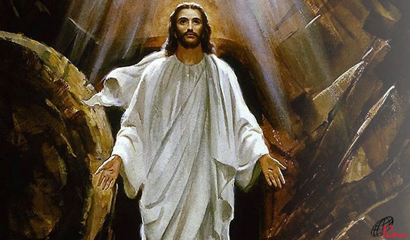 Resurrección de Jesus imagen