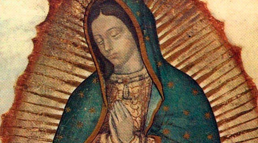 Virgen de Guadalupe imagen