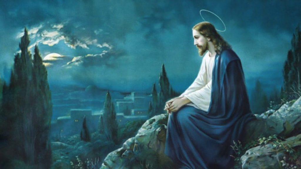 imagen La oración en el huerto