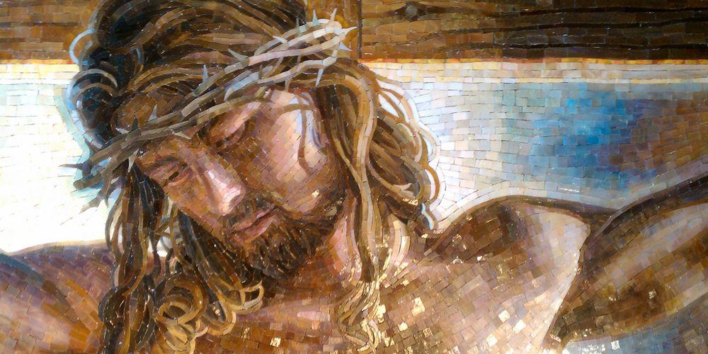 muerte de jesus imagen 2