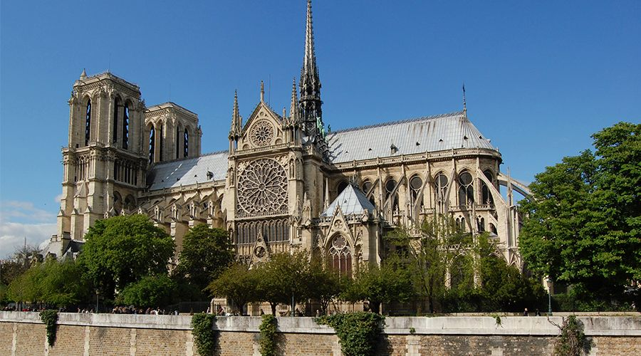 Catedral de Notre dame imagen