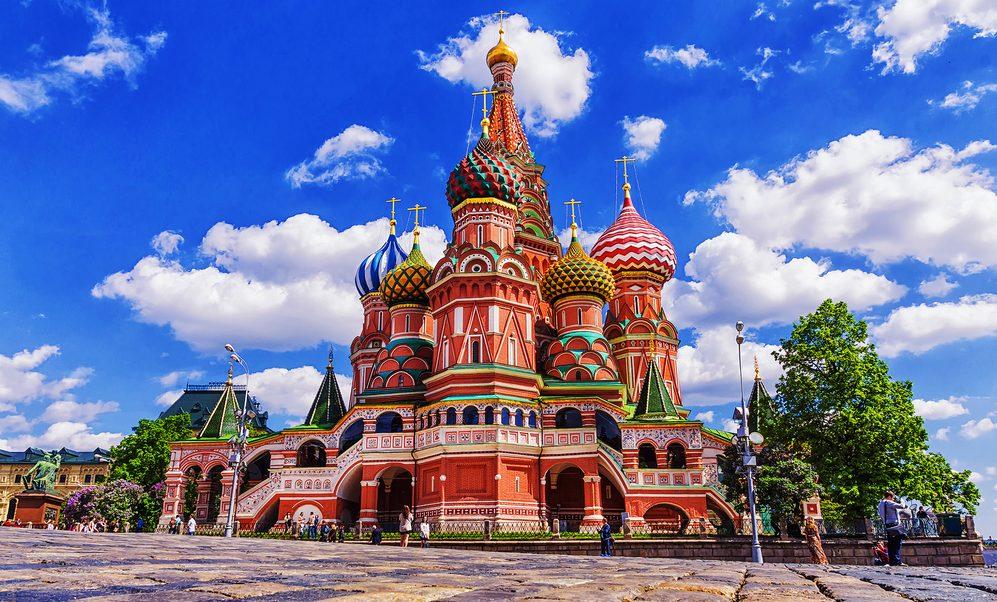 Catedral de San Basilio de Moscú imagen