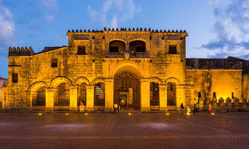 Catedral de Santo Domingo imagen