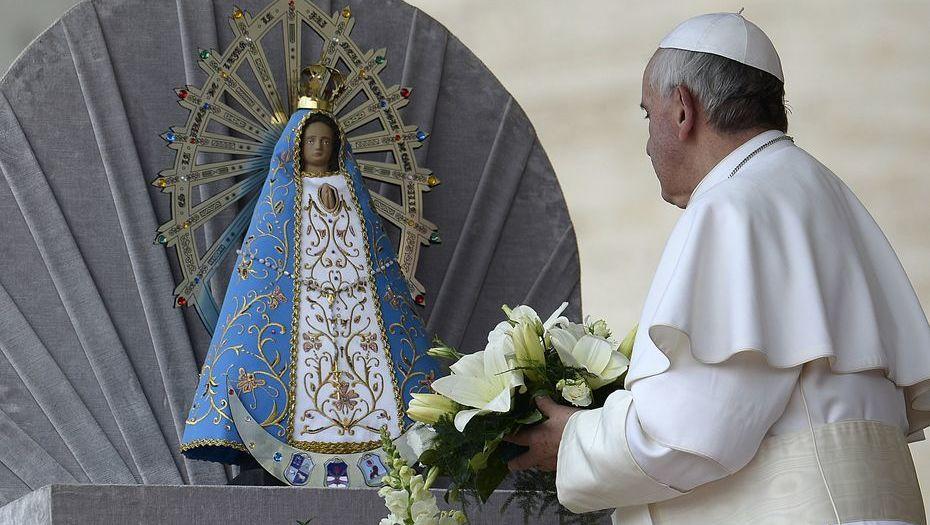 Virgen de Lujan imagen