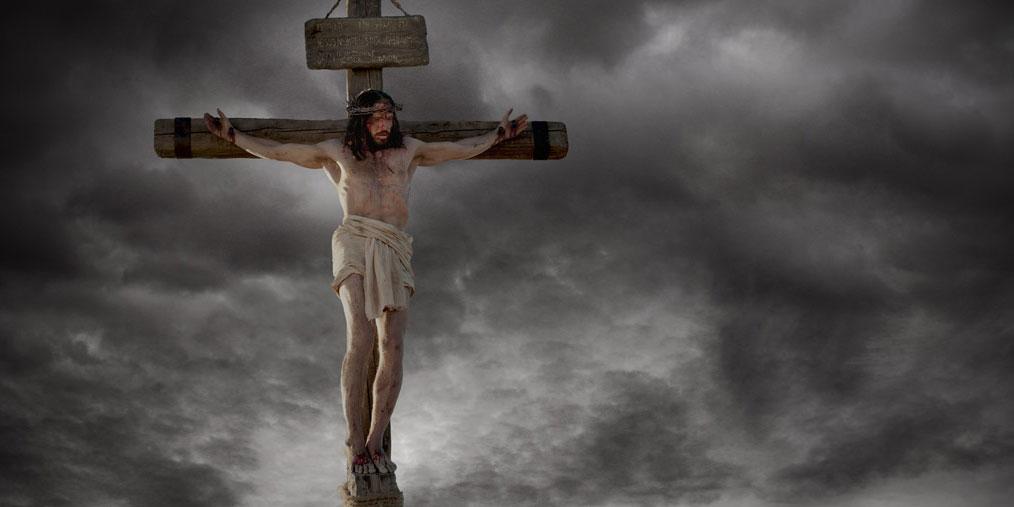 crucifixión de jesus imagen 2