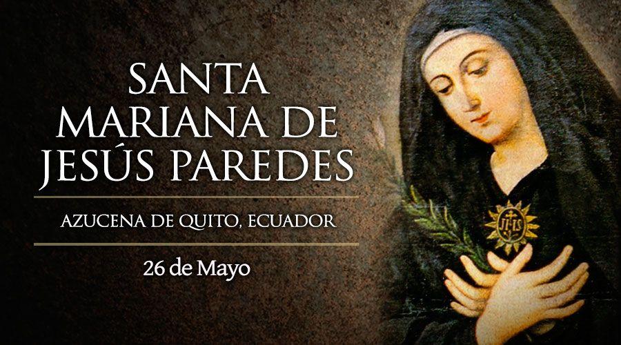imagen Mariana Jesus Paredes