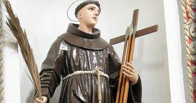 imagen San Felipe de Jesús