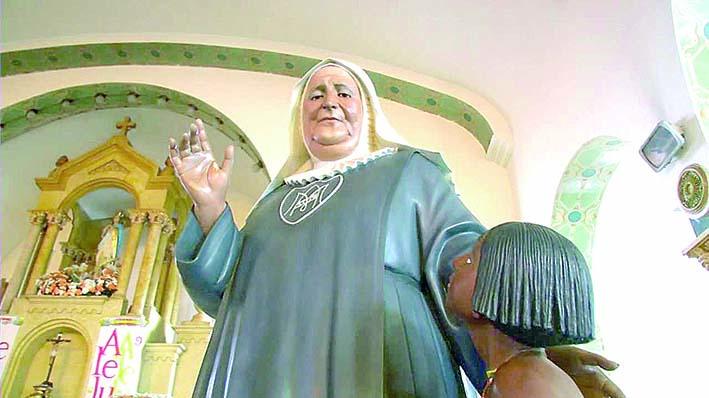 imagen Santa Laura de Santa Catalina de Siena