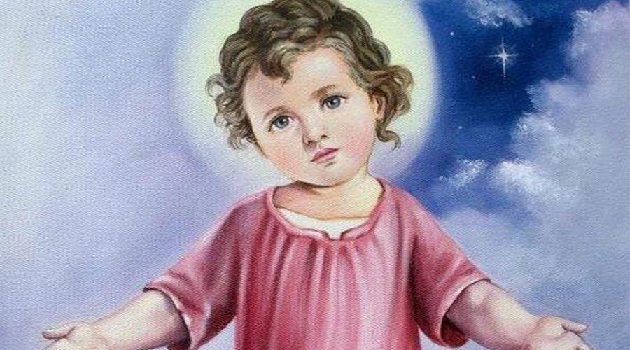 divino niño imagen